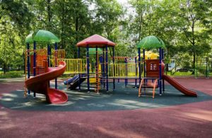 Playground and park