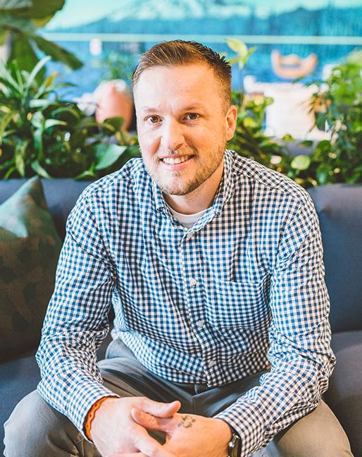 Photo of civil designer, Dave Dapelo